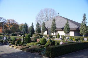 Friedhofsordnung und -gebührensatzung